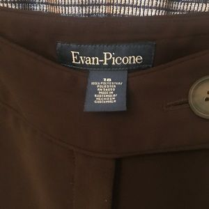 Evan Picone Other - Brown two piece suit